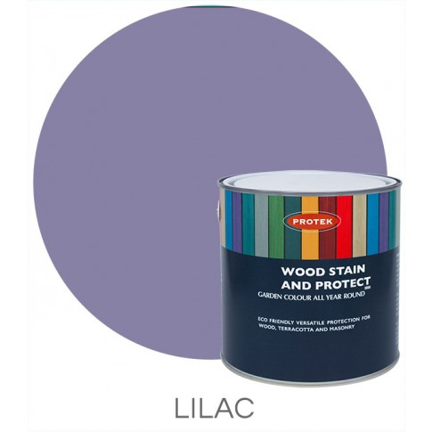 Protek Wood Stain & Protector - Lilac (5 litre)