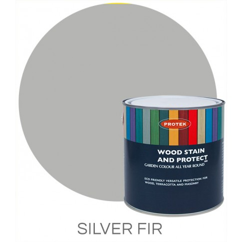 Protek Wood Stain & Protector - Silver Fir (1 litre)