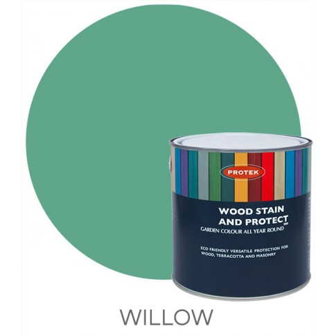 Protek Wood Stain & Protector - Willow (1 litre)