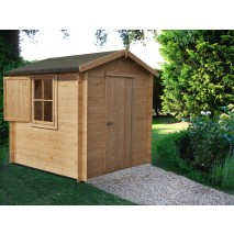 Camelot 19mm Cabin with Shutter