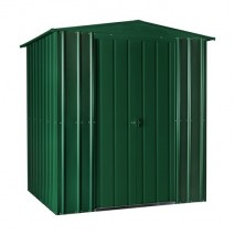 Lotus Steel Shed (8ft wide) - Heritage Green