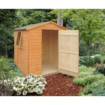 Shire Faroe Apex Shed 6 x 6ft