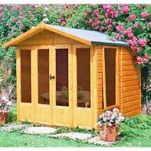 Parham Summerhouse - 7 x 7ft