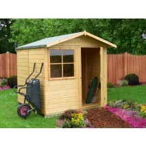 Shire Abri Shed 7 x 7ft
