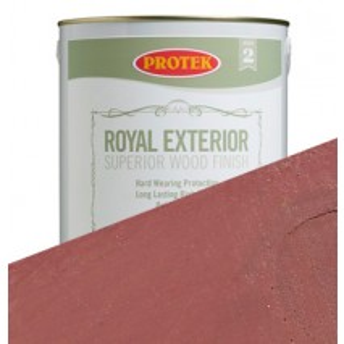 Protek Royal Exterior Soft Colours - Antique Rose (1 litre)