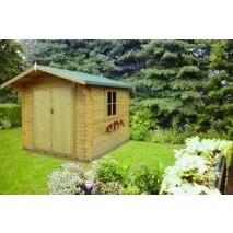 Shire Ashdown Pine Lodge 28mm