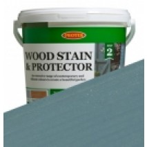 Protek Wood Stain & Protector - Beaumont Blue (5 litre)