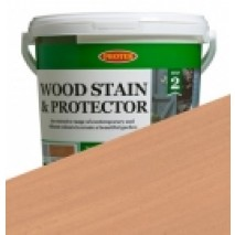 Protek Wood Stain & Protector - Biscuit (1 litre)