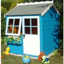 Bunny Playhouse 4 x 4ft