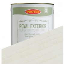 Protek Royal Exterior Off White - China Clay (1 litre)