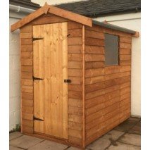Premium Weatherboard shed The Cottage