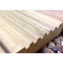 Premium Decking Boards - 32mm Pressure Treated