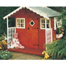 Shire Den Playhouse - 6 x 4ft