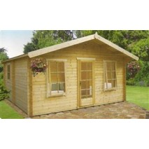 Shire Drummond Pine Lodge 70mm