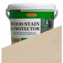 Protek Wood Stain & Protector - Fawn (1 litre)