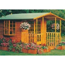 Shire Fleur De Lys Garden Room (3 Sizes)