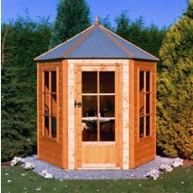 Gazebo Summerhouse - 7 x 6ft