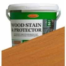 Protek Wood Stain & Protector - Gold (5 litre)