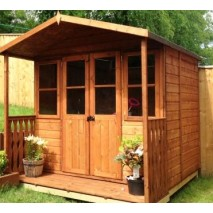 Haddon Summerhouse - 7 x 5ft