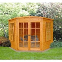 Hampton Summerhouse - (2 Sizes)