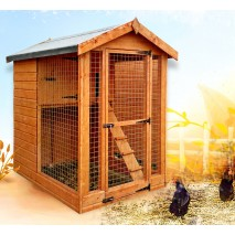 Albany Hen house 6 x 4ft