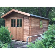 Shire Kesteven Pine Lodge 28mm