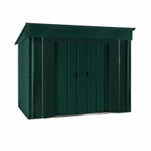 Lotus Low Pent Steel Shed (6ft x 4ft)