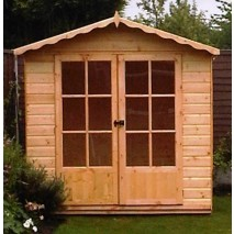 Lumley Summerhouse - 7 x 5ft