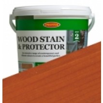 Protek Wood Stain & Protector - Marigold (1 litre)