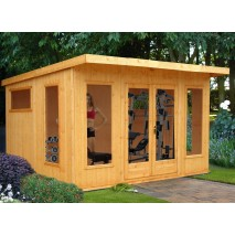 Miami Summerhouse - 3.6 x 3.0m (12 x 10ft)