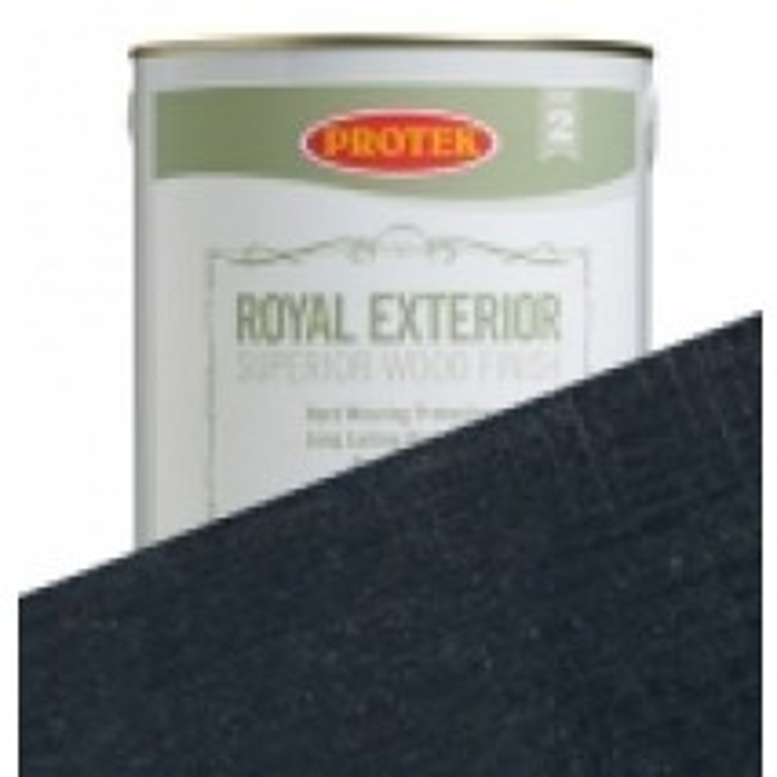 Protek Royal Exterior Vibrant Colours - Midnight Blue (2.5litre)