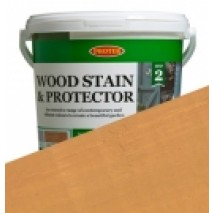 Protek Wood Stain & Protector - Mustard Yellow (5 litre)