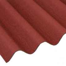 Red Bituminous Roof Sheets