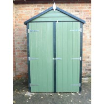 Shire Overlap Double Doors 4 x 3ft