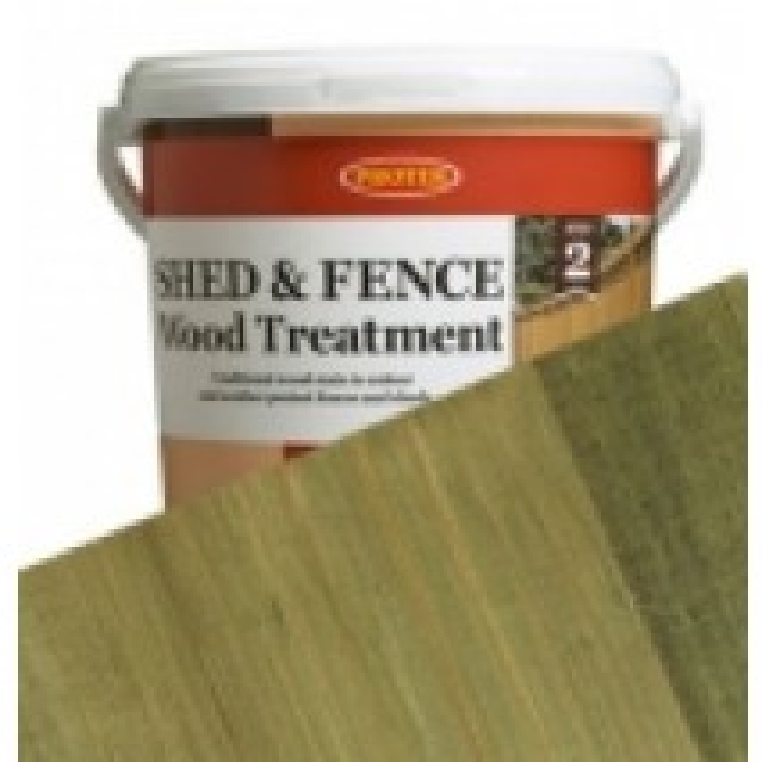 Protek Shed & Fence - Pale Green (5 litre)