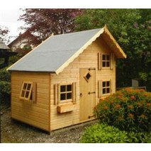 Shire Loft Playhouse - 8 x 6ft