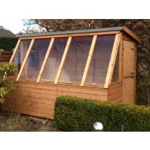 Heavy duty Potting Shed The Dual