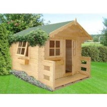Shire Salcey Playhouse - 7 x 6ft