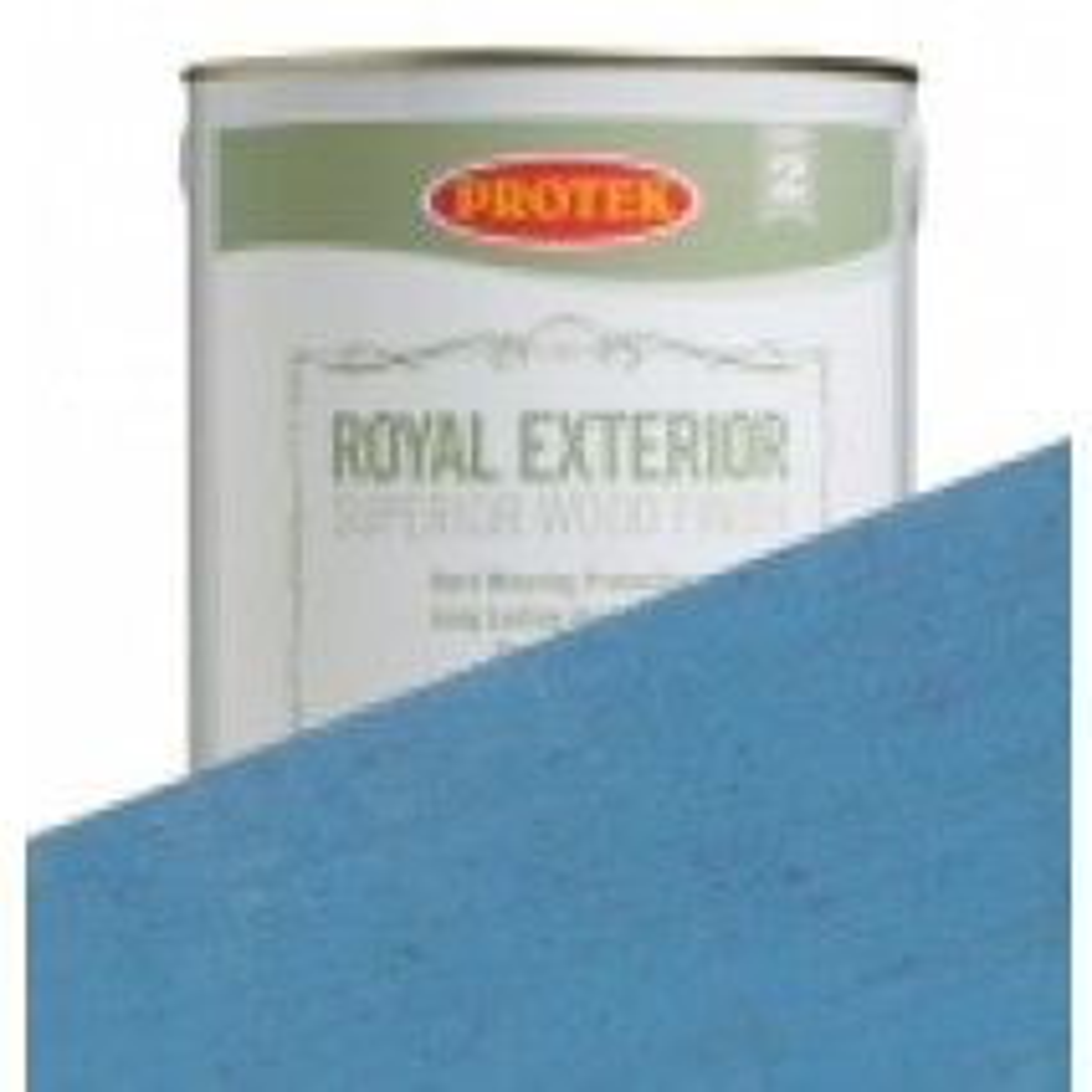 Protek Royal Exterior Soft Colours - Somerset Blue (5 litre)