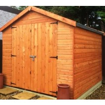 Heavy Duty  double door 7' x 7' The Surrey