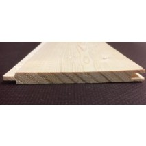 16 x 125 Nom Whitwewood V - Joint Tongue and Groove - Untreated