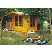 Shire Winton Summerhouse (2 Sizes)