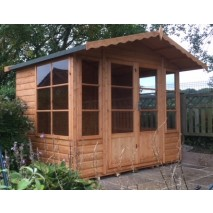 Heavy Duty Summerhouse The Woburn