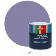 Protek Wood Stain & Protector - Lilac (1 litre)