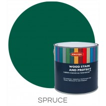 Protek Wood Stain & Protector - Spruce (1 litre)