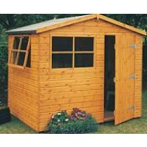 Shire Wroxham Garden Shed (3 Sizes)