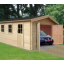 Bradenham Garage 70mm logs