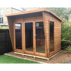 Highclere Summerhouse - (4 Sizes)