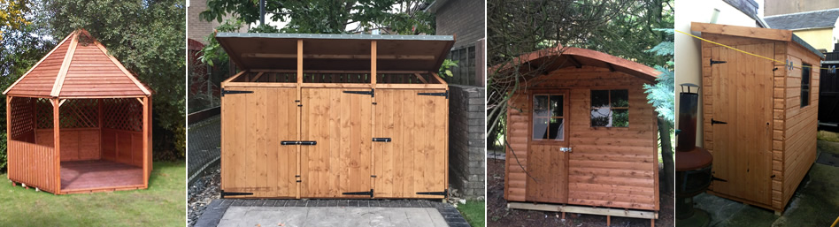 UK Garden Shed Suppliers