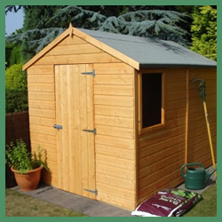 garden shed 1